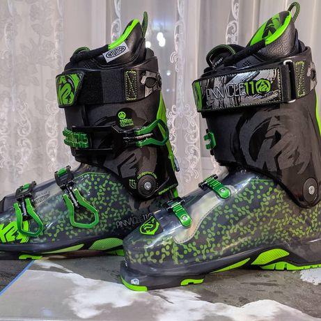 Новые горнолыжные ботинки К2