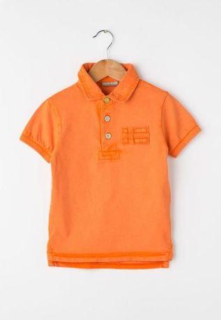 Тениски, панталони и блуза Napapijri Polo ръст 140 см. 10 г