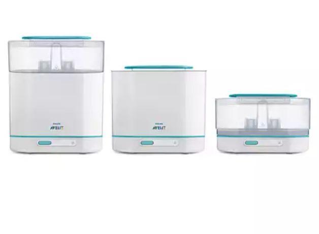 3-IN-1 Sterilizator electric cu aburi Philips-AVENT SCF284/03, 220V