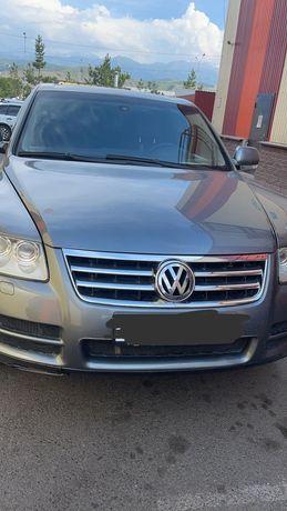 Продам Volkswagen Tyareg 2003 года, 5.0 Битурбо TDI.