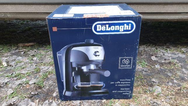 Espressor DeLonghi EC191CD, 1100 W, 15 bari, 1l, NOU, sigilat