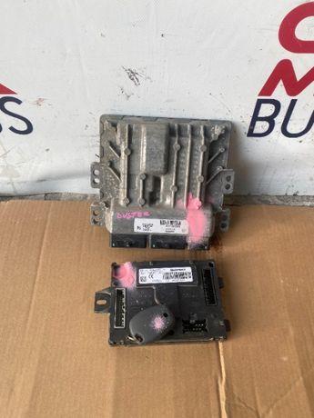 Dezmembrari DACIA DUSTER 1.5 DCI EURO 6 4x4 - kit pornire