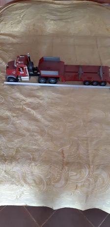 Camion -  Mach culoare Rosu