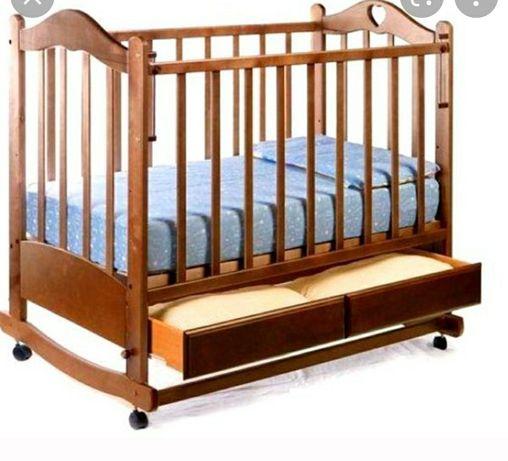 Продам детскую кроватку в идеальном состоянии
