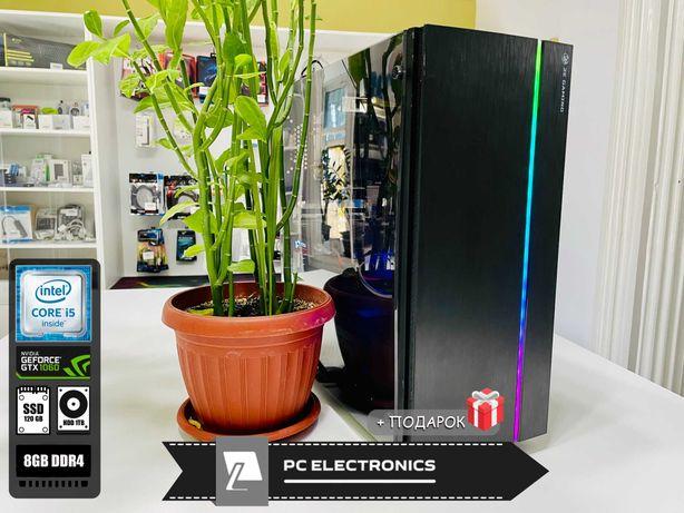 Игровой системный блок - Core i5-6500/8Gb SSD120GB/HDD1TB/MSI 1060 3GB