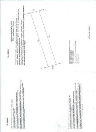 Земельный участок, район Авторынка-100 соток/1га, ГосАкт- частная собс