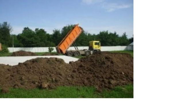 Vindem pământ umplutura/pamant de grădină/pamant pt fundații