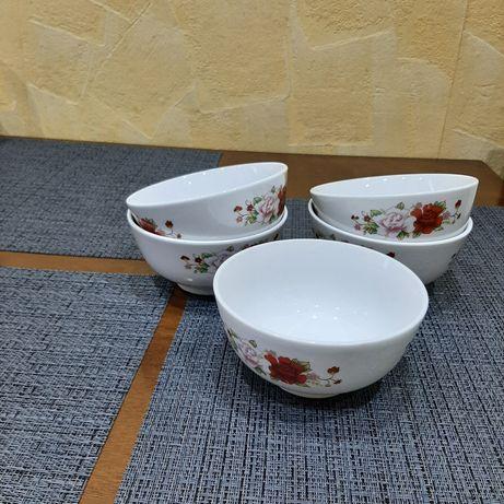 Посуда-пиалки  в двух наборах