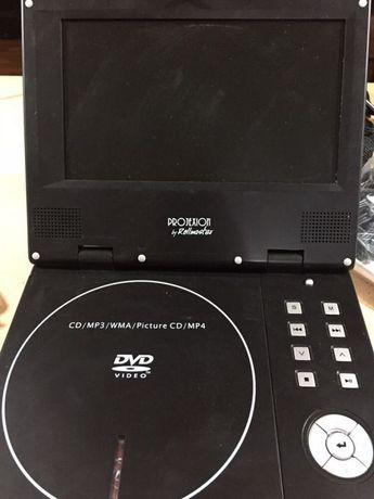 Vând DVD portabil