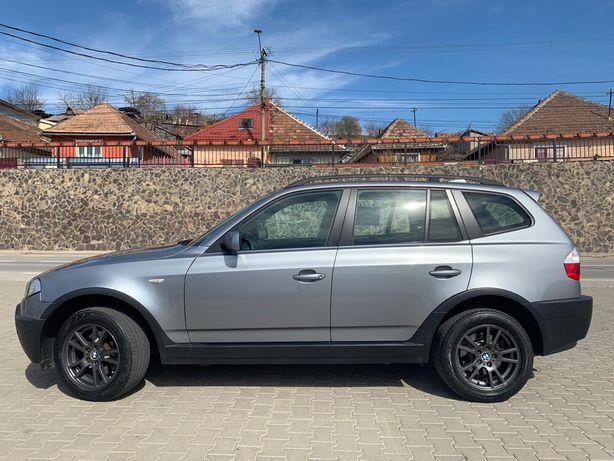 Autoturism marca BMW X3