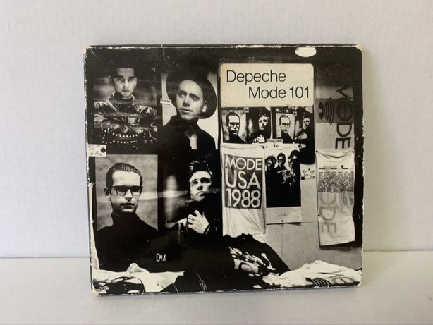 Depeche Mode - 101  (2CD)  editie cartonata