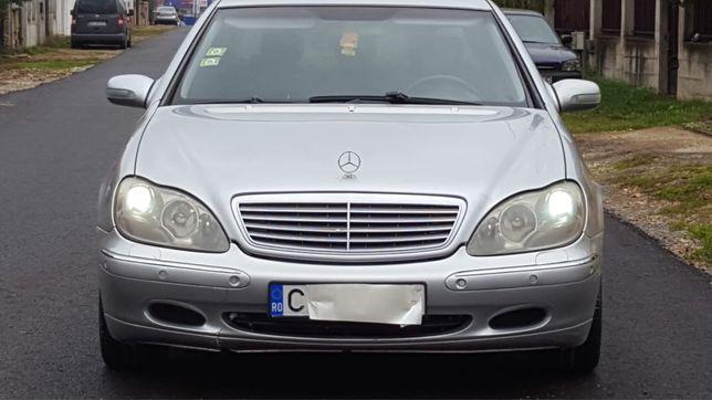 Mercedes s320 cdi