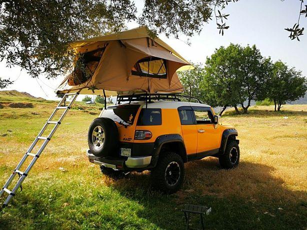 Экспедиционная палатка на крышу авто
