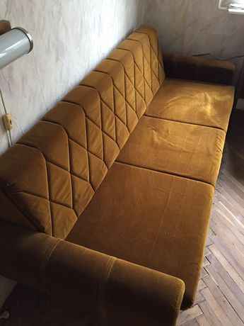 Разгъваем диван