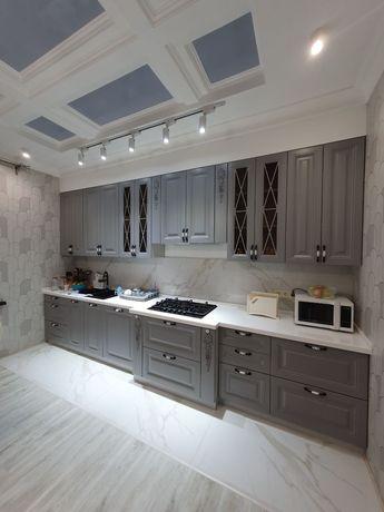 Кухонная мебель на заказ. Кухонные гарнитуры. Элитные кухни. Кухня МДФ
