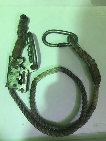 Coarda cu carabine si opritor