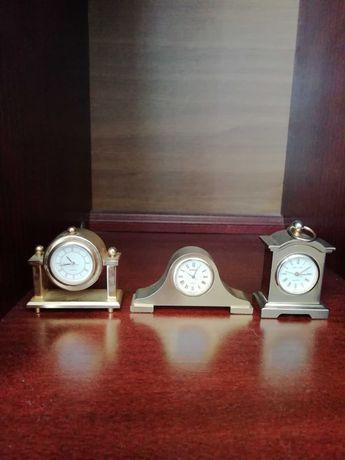 колекция часовници-миниатюри, старинна рамка