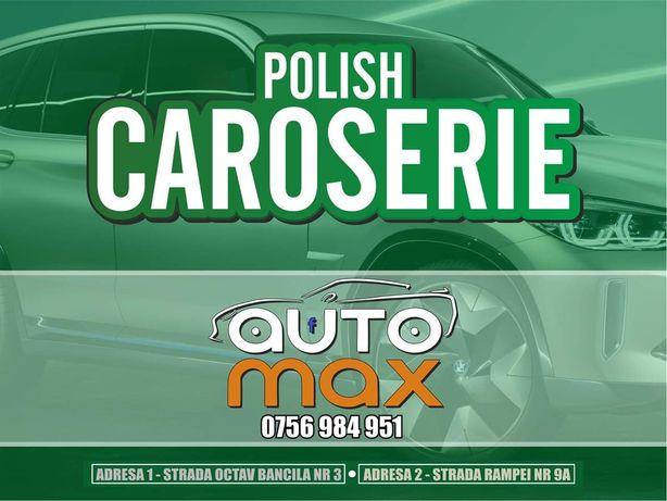 Polish Caroserie Profesional - Auto Max Iasi