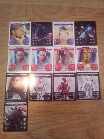 40 cartonase Star Wars de la Kaufland