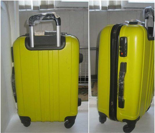 Красивый дорожный чемодан, высота 55см+ выдвижная ручка  20,000тенге