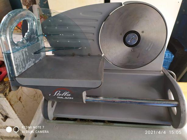 Продам слайсер для резки мяса, овощей, сыра и.тд.