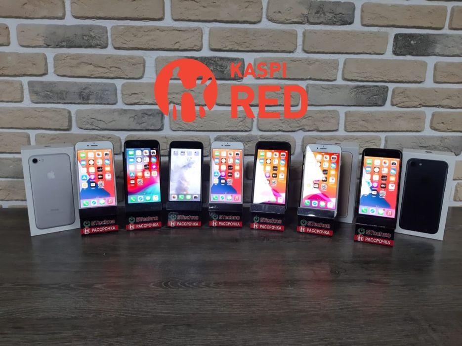 Apple Iphone 7 32GB Коробка Гарантия! Рассрочка Kaspi RED! Алматы - изображение 1