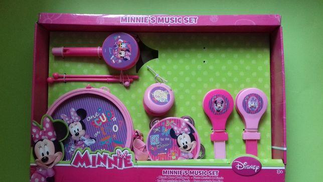 Set de joaca Minnie's Music Set Disney Junior Sambro