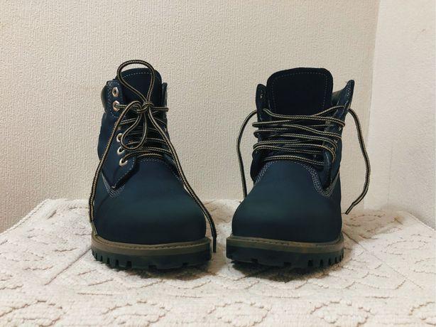 Зимние Timberland ботинки/сапоги/берцы на натуральном меху, оригинал!