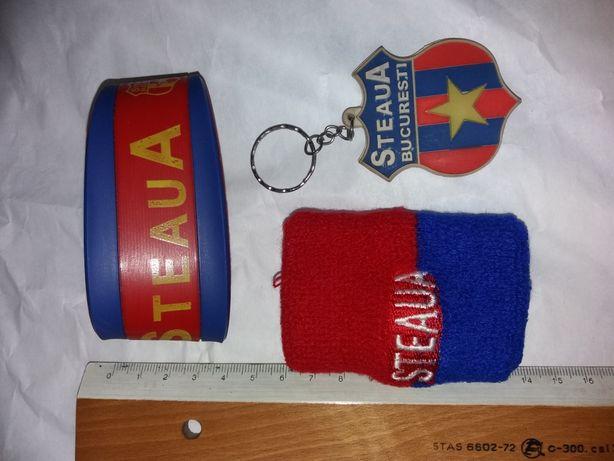 *Lot accesorii Steaua Bucuresti