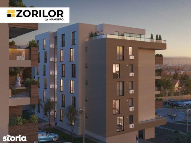Complexul Zorilor Iași, zona rezidențială sigură