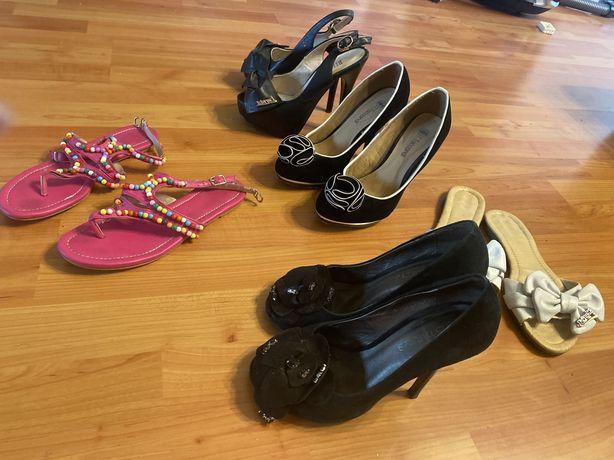Обувь 35, 36 бесплатно