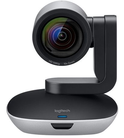 Camera videoconferinta Logitech PTZ Pro 2, Zoom 10X