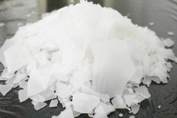 Сода каустическая (чешуированная) 98% в мешках по 25 кг