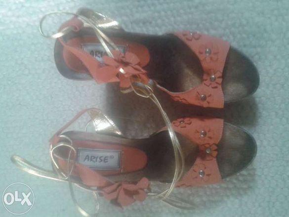 Страхотни сандали на Арайз естествена кожа