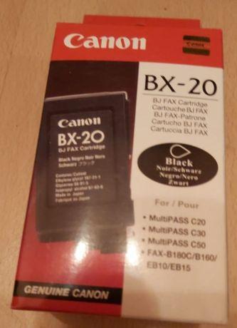 Cartus Canon BX20, Negru