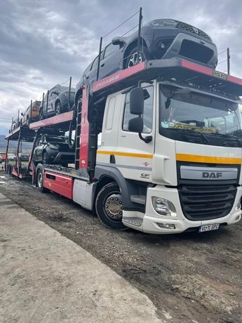 Vand camion Daf Cf440/2014 structura Rolfo 8-9 auto