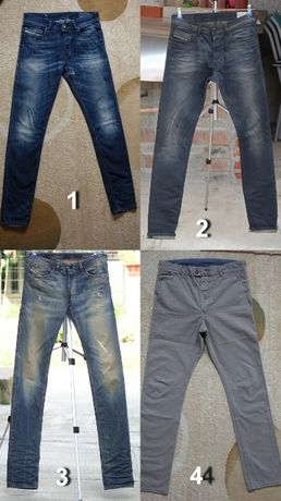 Blugi / Pantaloni Diesel multiple perechi descriere in anunt si poze.