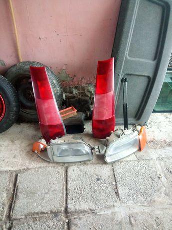Fiat Punto 1.1 и 1.2 бензин части 180 лв