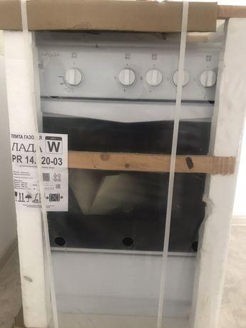 Продам газовую плиту новая