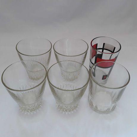 Продам граненные стаканы, стопки
