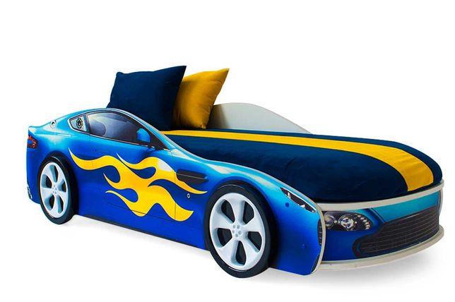Кровать машина Бондмобиль Нур-Султан