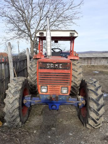 Tractor  SAME 4x4  85 hp + Fiat