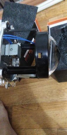 Bi-LED Линзы AOZOOM A5+ комплект