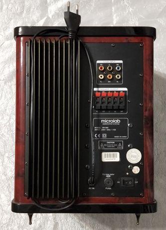 Акустическая система Microlab WH-800 тип 5.1 Микролаб цена: 40.000 тг.