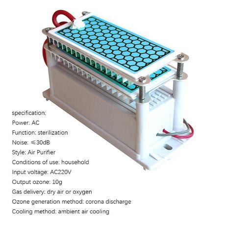 Ozinificator sterilizator aer obiecte incaperi