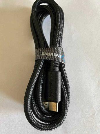Cablu Sabrent USB A - USB C