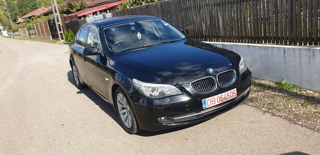 Bmw seria 5 e60 face-lift 2.0d 170cp euro4