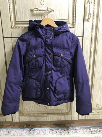 Женская куртка пуховик Весна/Осень M размерПокупали Брендовая