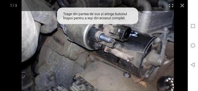 Electromotor dsg 6 skoda octavia 2 motor 2.00 bkd