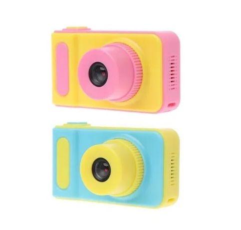 Детска мини дигитална функционираща камера фотоапарат